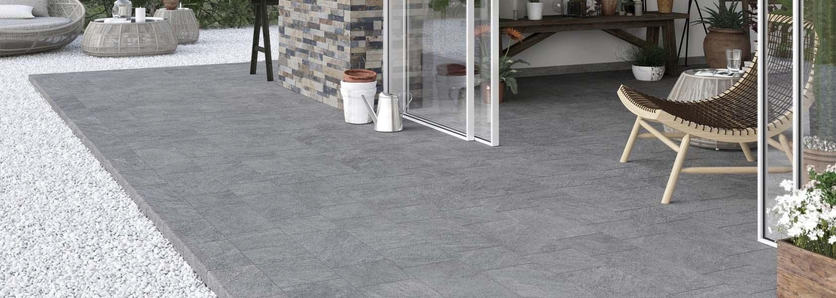 Pavimenti Per Terrazzi Esterni pavimento per esterno lugano - rivestimenti pavimenti milano